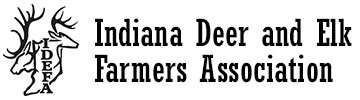 Indiana Deer and Elk Farmers Association Logo